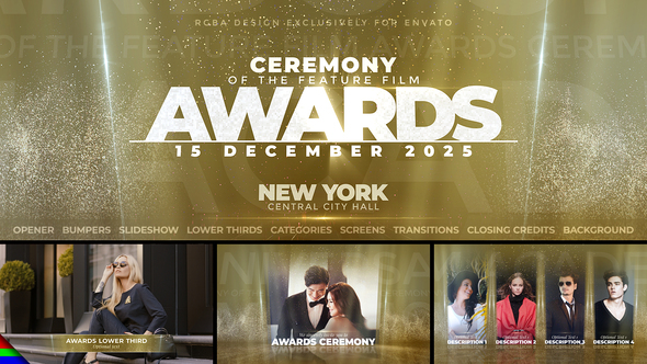 Awards Download