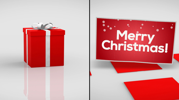 Gift / Present Box Opening Download