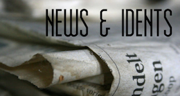News and Idents