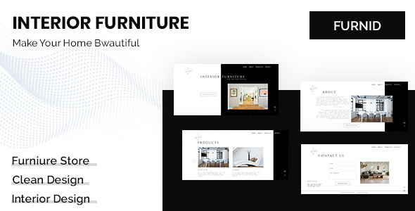 Furnid Boutique HTML Template