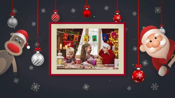 Christmas Photo Album Download