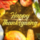 Thanksgiving Wishes - VideoHive Item for Sale