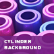 Cylinder Background - VideoHive Item for Sale