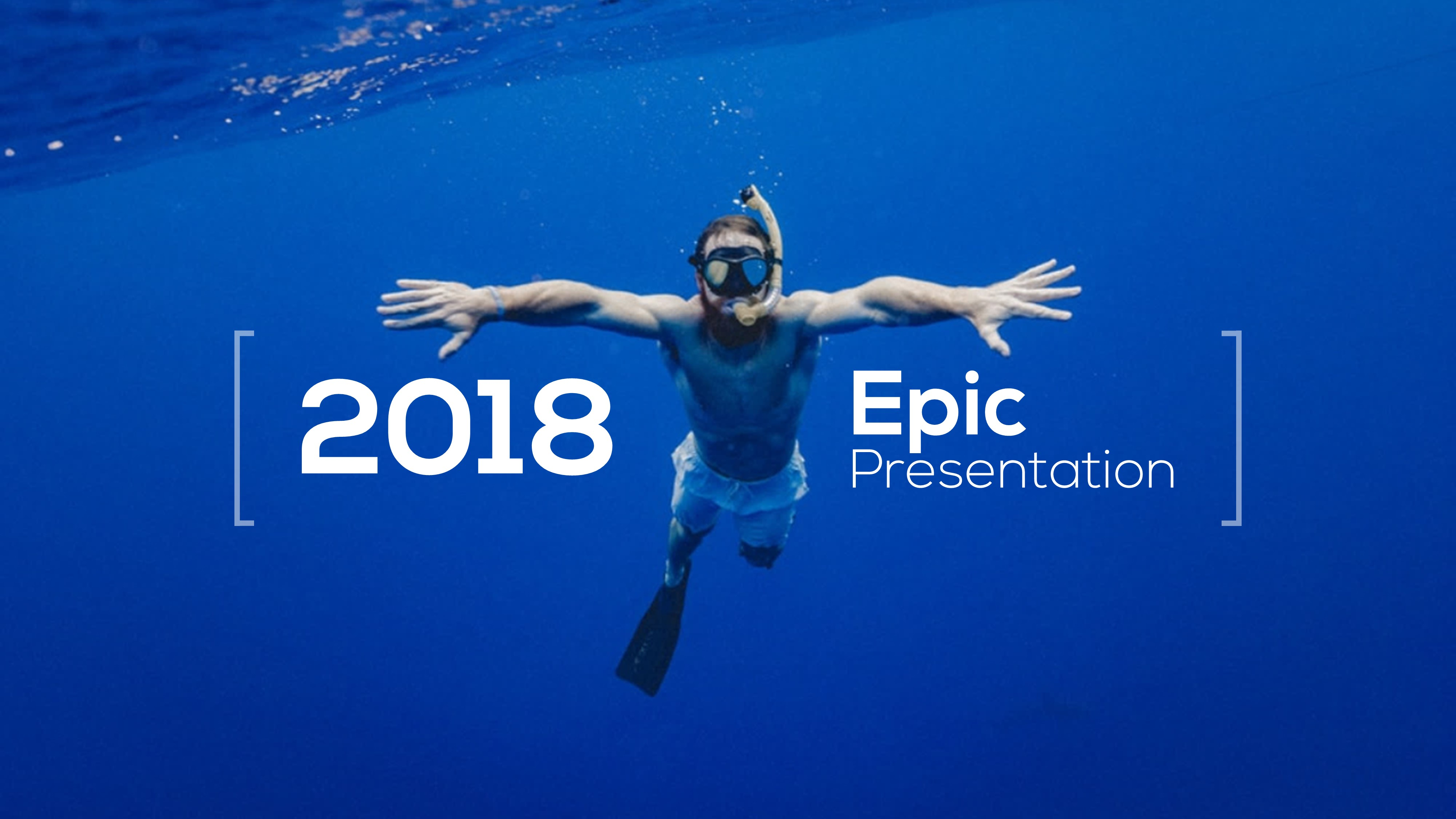 Epic powerpoint presentation powerpoint template #64442.