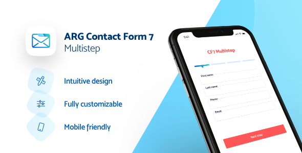 Download codecanyon ARG Contact Form 7 Multi Step v1.2 nulled