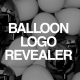 Balloon Logo Reveal - VideoHive Item for Sale