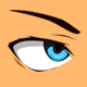 Anime Eyes - VideoHive Item for Sale