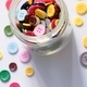 Colorful Plastic Clothing Buttons - PhotoDune Item for Sale