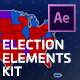 Election Elements Kit - VideoHive Item for Sale