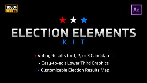 Election Elements Kit Download
