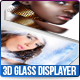 Paper Weight 3D Glass Displayer - GraphicRiver Item for Sale