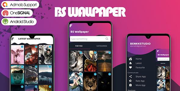 Share BS Wallpaper - HD Android Wallpaper App