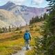 Hike in Glacier Park - PhotoDune Item for Sale