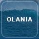 Olania — Minimal Blog and Magazine Ghost Theme