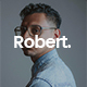 Robert - Personal Onepage HTML Template