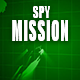 Spy Action Upbeat Logo