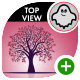 6 Top Side HQ Tree Pack 1 - VideoHive Item for Sale