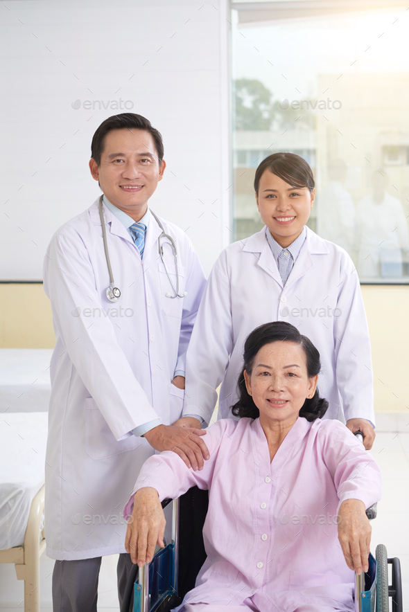 Medical care - Stock Photo - Images
