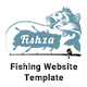 Fishza - Fishing Store Template
