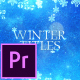 Winter Titles - Premiere Pro - VideoHive Item for Sale