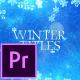 Winter Titles - Premiere Pro