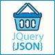 JQuery JSON Shopping Cart - Store - Shop