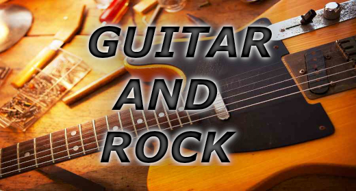 Guitar and Rock