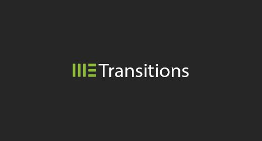 Transitions & Movement