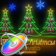 Neon Light Christmas - Apple Motion - VideoHive Item for Sale