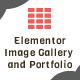 Elementor Image Gallery and Portfolio