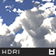 High Resolution Sky HDRi Map 656