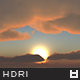 High Resolution Sky HDRi Map 657