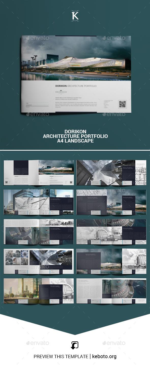 Dorikon Architecture Portfolio A20 Landscape