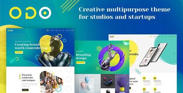 OGO - Creative Multipurpose WordPress Theme