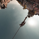 Tightrope walker, Amsterdam - PhotoDune Item for Sale