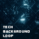Tech Background Loop - VideoHive Item for Sale