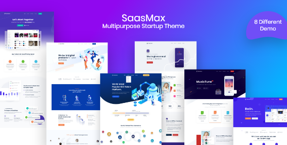 App Landing and Saas - Saastec