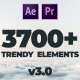 TG 3.0 // 3700+ Trendy Motion Graphics Library - VideoHive Item for Sale