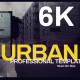 6K Distortion Broadcast Channel - VideoHive Item for Sale