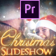 Christmas Memories Slideshow - Premiere Pro - VideoHive Item for Sale