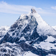 Matterhorn peak in Swiss Alps - PhotoDune Item for Sale
