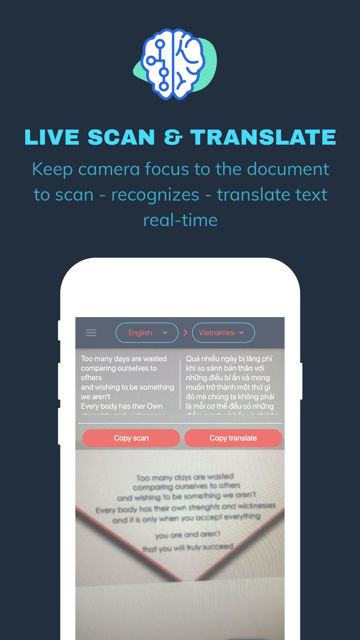 Flutter Scan and translate - 4