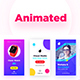 Animated Modern Instagram Stories Pack - VideoHive Item for Sale