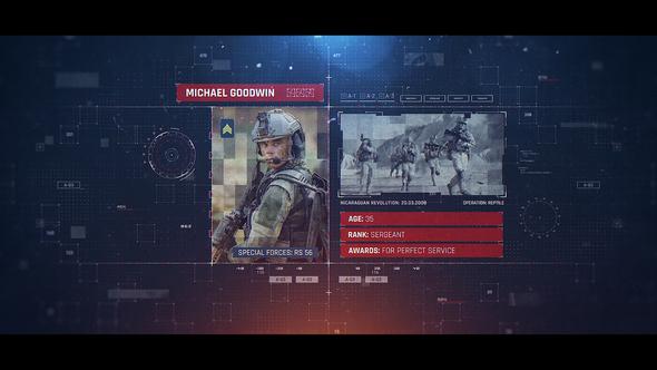 Military Identification
