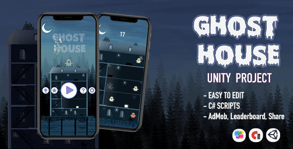 Download codecanyon Ghost House