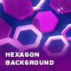 Abstract Hexagon Background - VideoHive Item for Sale