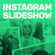 4K Instagram Memories Photo Frames Slideshow - VideoHive Item for Sale