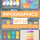 Infographics Set 13 - VideoHive Item for Sale