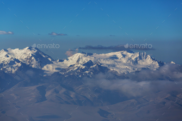 High mountains - Stock Photo - Images