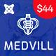 Medvill - Medical Joomla Template